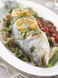 cuisine bar poisson recette bars au fenouil