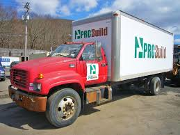 2002 GMC C6500 Single Axle Box Truck For Sale By Arthur Trovei ...
