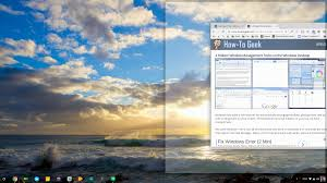 Best Tiling Window Manager For Beginners by Chrome Os Window Snapping Gets A New Trick