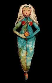 420 best art ooak spirit dolls images on pinterest art dolls