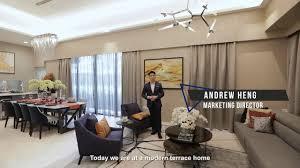 100 Terrace House In Singapore Landed Property Listing Video Upper Bukit Timah Kismis Residence
