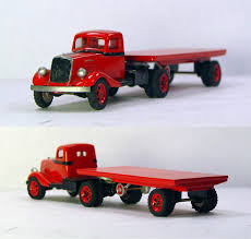 Shrock Brothers 1:72nd Scale Truck Models