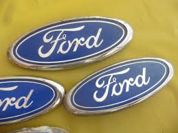 100 Blue Oval Truck Parts Lot Vintage FORD Logos Emblem Car And 50 Similar Items