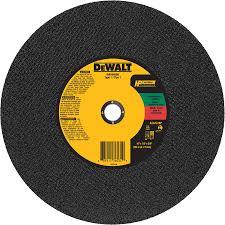 Dewalt Wet Tile Saw Canada by Shop Dewalt 10 In Turbo High Performance Aluminum Oxide Circular