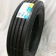 100 Heavy Duty Truck Tires 6 25570R225 RW 366 NEW HEAVY DUTY 16 PLY FREE SHIPPING