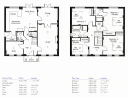 3 Bedroom House Plan 2 Story Beautiful House Floor Plans 2 Story 4