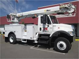 2006 INTERNATIONAL 7300 Digger Derrick Truck For Sale Auction Or ...