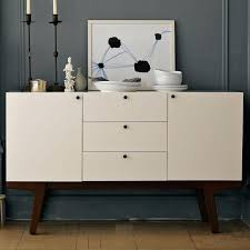 Dining Room Buffets Sideboards Other Modern Nice On Buffet White West For Decorations
