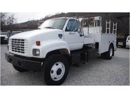 100 Utility Truck For Sale 2002 CHEVROLET KODIAK C7500 Service Mechanic