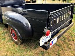 1951 Studebaker Pickup For Sale | ClassicCars.com | CC-1128633 1949 Studebaker Street Truck Youtube Vintage Cars Trucks Searcy Ar All Cars For Sale 1951 Pickup Black Adapter Car 1950 Rat Rod It Has A 1964 Corvette 327 With 375 Hp Pick Up Studebaker Pesquisa Google Pickup Trucks 2r5 Fantomworks The End March 2014 Hot Rod Network Commander Starlite Rm Sothebys 12ton Arizona 2011 1958 Studebaker Transtar Pickup Truck W Camper