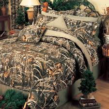 amazon com realtree max 4 comforter set full home kitchen