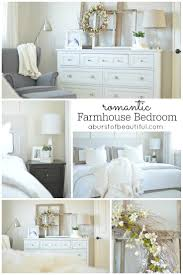 Romantic Farmhouse Bedroom A Burst of Beautiful