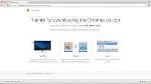 How to Setup and Use Chromecast to stream your content from a Mac
