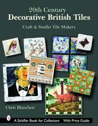 20th century decorative tiles craft and studio tile