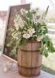 Rustic Flower Arrangements