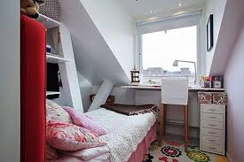 Awesome Girls Attic Bedroom Image Source Inter Home Designs