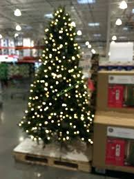 Joyous Tree Trees Replacement Bulbs Customer Service Lights Out Led 27 Giant Pre Lit Everest Fir Commercial Christmas