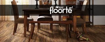 Floorte Waterproof Wood Plastic Composite Flooring By Shaw