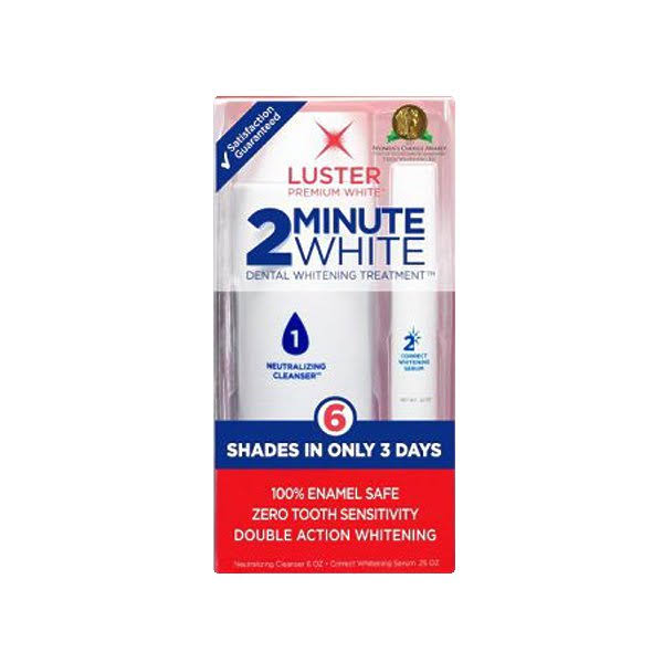 Premium White 2 Minute White Dental Treatment Kit