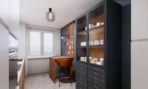 wohnungs sanierung in münchen küche und bar industrial