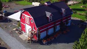Pumpkin Patch Snohomish Wa by Aerial Video Corn Maze At Stocker Farms In Snohomish Youtube