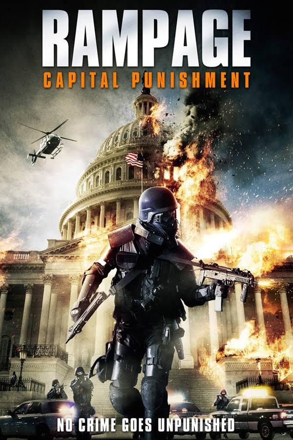 Capital Punishment-Rampage: Capital Punishment