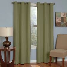 Eclipse Thermaback Curtains Target by Sage Green Blackout Curtains Target