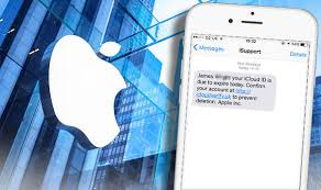 Apple iCloud Account Expire SCAM Do NOT open this text message