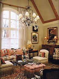 Country French Style Living Rooms by Interior Of French Country Home Design And Decorating Ideas French