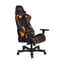 Crank Series Delta Orange Gaming Chair