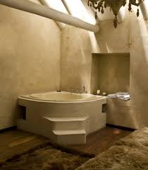 Chandelier Over Bathroom Sink by 41 Bespoke Bathrooms With Glittering Chandeliers