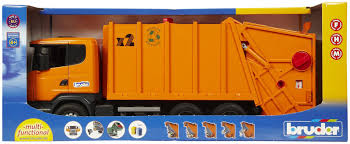 SCANIA R-SERIES GARBAGE TRUCK (ORANGE) Bruder Collection Toy Car ... Diecast Garbage Truck Kmart City Refuse Matchbox Stinky The Interactive Boys Kids Toys Game Dickie 21 Air Pump Walmartcom Toy Trucks For Bruder Scania Container Unboxing Daesung Door Openable Friction Toys Models Made In Figure1 Of Brain Science Wit Solid Waste Safety Traing Courses Large Team