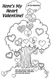 Where To Find The Cutest Printable Valentines Day Coloring Pages Valentine From Crayola