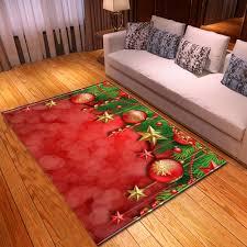 weihnachten home 3d druck teppiche für wohnzimmer schlafzimmer teppiche küche matte willkommen fußmatten waschbar weihnachten decor boden teppich