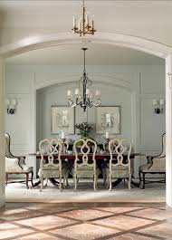 French Dining Room Great Paint Color And Decor In Traditional