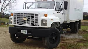 100 Kodiak Trucks 1993 Chevy Box Truck YouTube