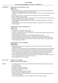 Video Production Resume Samples | Velvet Jobs 18 Amazing Production Resume Examples Livecareer Sample Film Template Free Format Top 8 Manufacturing Production Assistant Resume Samples By Real People Event Manager Divide Your Credits Media Not Department Robyn Coburn 10 Example Payment Example And Guide For 2019 Assistant Smsingyennet Cmnkfq Tv Samples Velvet Jobs Best Picker And Packer