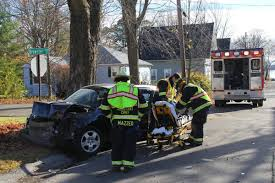 Car, UPS Truck Collide At Intersection - By Dan Otis Smith ...