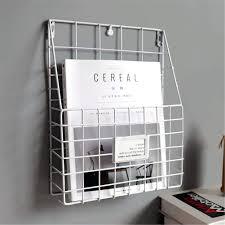 die küche oder das büro zeitschriftenhalter wandhalterung