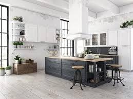 offene wohnküche gemütlich und funktional tipp zum bau