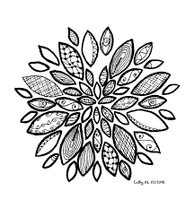 Adult Zen Anti Stress Coloring Pages Printable And Book To Print For Free Find More Online Kids Adults Of