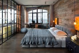 22 Mind Blowing Loft Style Bedroom Designs