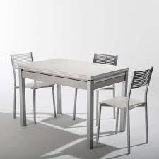 table de cuisine avec tiroir table de cuisine extensible en céramique avec tiroir pieds
