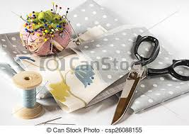 Creative sewing supplies stock images Search Stock s