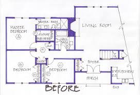 Ordinary home with minimum bedrooms adds luxurious master suite