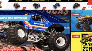 100 Bigfoot Monster Truck Toys Jam Is Going To War With Mattel