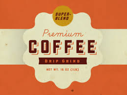 Premium Coffee Logo By Dustin Wallace