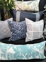 World Market Khaki Luxe Sofa by More Market Madness Design Indulgence