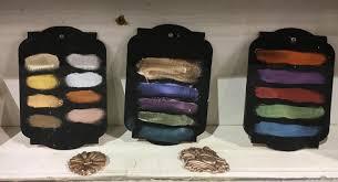 Viva Decor Inka Gold Uk by Finnabair Art Alchemy Prima Royal Robes Purple Opal Magic Wax 68