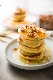Banana s Foster Pancakes LemonsforLulu